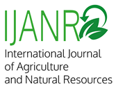 International Journal of Agriculture and Natural Resources
